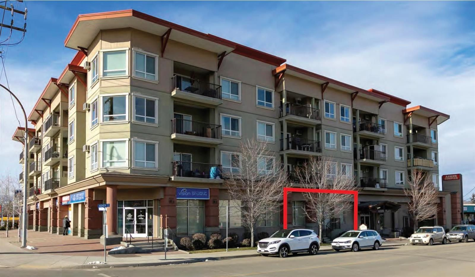 Main Photo: 130 Asher Road, in Kelowna, BC: Office for lease : MLS®# 10240308