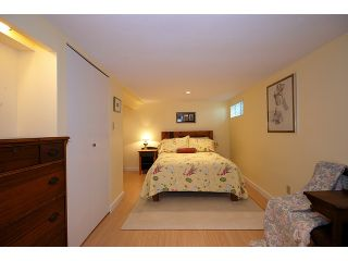 """Photo 9: 1839 HAMILTON Street in New Westminster: West End NW House for sale in """"WEST END"""" : MLS®# V828961"""