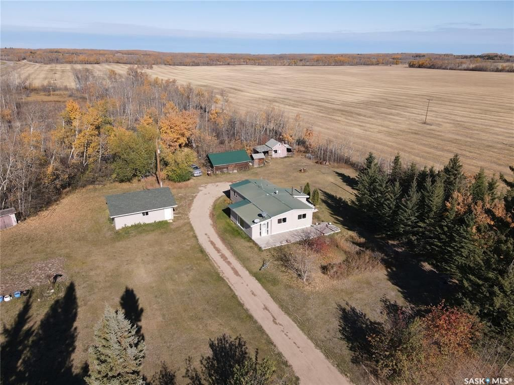 Main Photo: Acreage West of Rapid View in Rapid View: Residential for sale : MLS®# SK872554