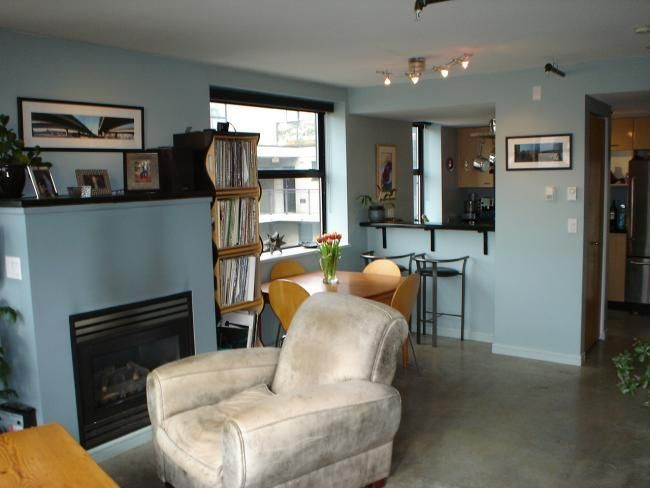FEATURED LISTING: 716 - 428 W8th Ave Extraordinary Lofts (XL)