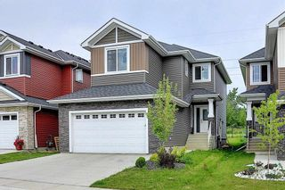 Photo 1: 3905 ROBINS Crescent in Edmonton: Zone 59 House for sale : MLS®# E4264867