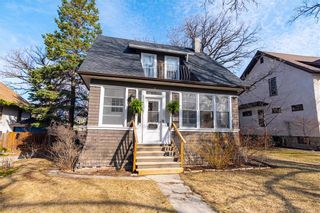 Photo 1: 271 Balfour Avenue in Winnipeg: Riverview Residential for sale (1A)  : MLS®# 202109446