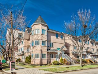 Main Photo: 103 1401 Centre A Street NE in Calgary: Crescent Heights Apartment for sale : MLS®# A1100205