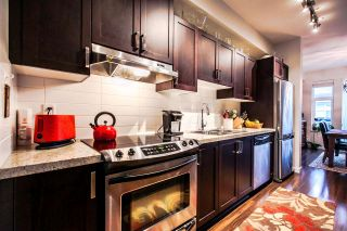 """Photo 5: 712 ORWELL Street in North Vancouver: Lynnmour Townhouse for sale in """"Wedgewood"""" : MLS®# R2037751"""