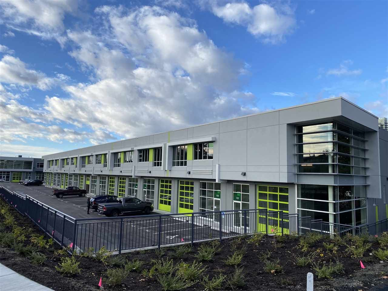 Main Photo: 103 5495 REGENT STREET in Burnaby: Central BN Industrial for sale (Burnaby North)  : MLS®# C8035392