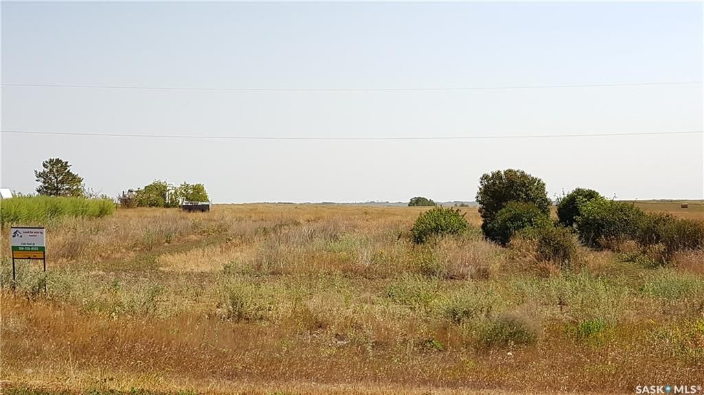 Main Photo: LOT 1 - Findlater in Findlater: Lot/Land for sale : MLS®# SK871856