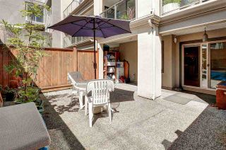 Photo 14: 102 980 W 21ST AVENUE in Vancouver: Cambie Condo for sale (Vancouver West)  : MLS®# R2066274