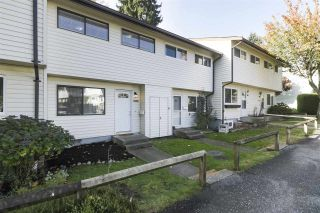 Photo 1: 3369 GANYMEDE DRIVE in Burnaby: Simon Fraser Hills Townhouse for sale (Burnaby North)  : MLS®# R2415378