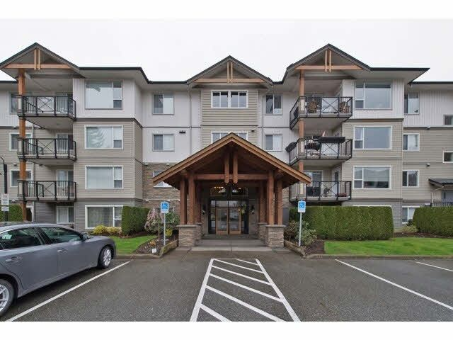 """Main Photo: 315 2955 DIAMOND Crescent in Abbotsford: Abbotsford West Condo for sale in """"Westwood"""" : MLS®# R2076985"""