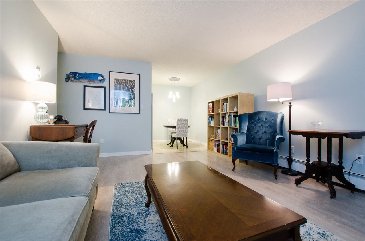 """Photo 3: Photos: 211 9101 HORNE Street in Burnaby: Government Road Condo for sale in """"Woodstone Place"""" (Burnaby North)  : MLS®# R2203020"""