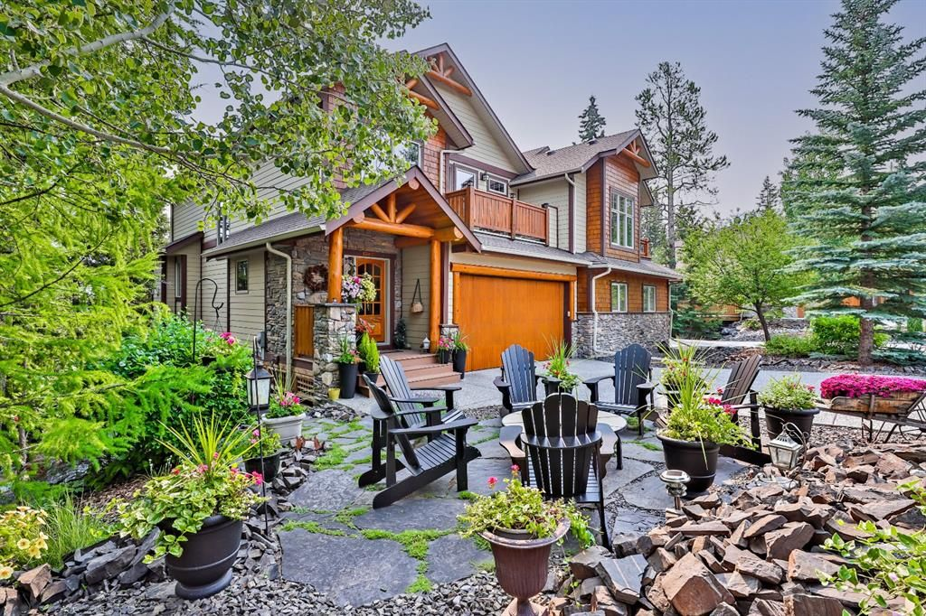 Main Photo: 140 Krizan Bay: Canmore Semi Detached for sale : MLS®# A1130812