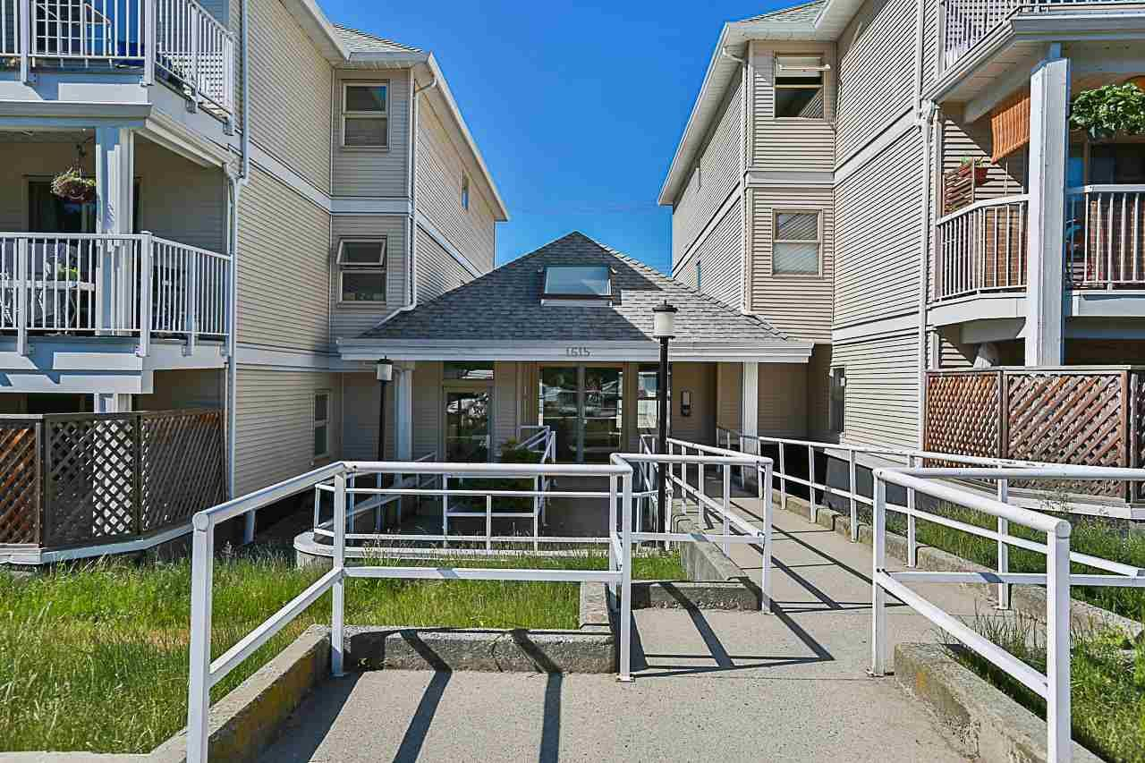 """Main Photo: 208 1615 FRANCES Street in Vancouver: Hastings Condo for sale in """"FRANCES MANOR"""" (Vancouver East)  : MLS®# R2273117"""