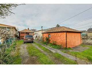"""Photo 11: 1288 E 26TH Avenue in Vancouver: Knight House for sale in """"CEDAR COTTAGE"""" (Vancouver East)  : MLS®# V1114314"""