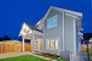 Photo 1: 2238 E 35TH Avenue in Vancouver: Victoria VE 1/2 Duplex for sale (Vancouver East)  : MLS®# R2498954
