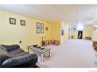 Photo 14: 39 Grimston Road in Winnipeg: Fort Richmond Residential for sale (1K)  : MLS®# 1622880