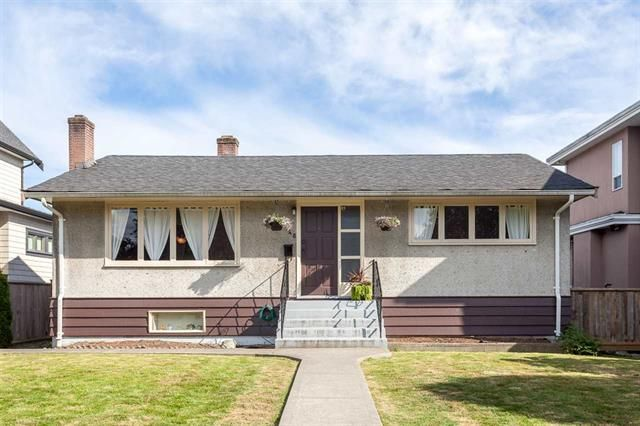 Main Photo: 2348 OLIVER CRESCENT in Vancouver west: Arbutus House for sale (Vancouver West)