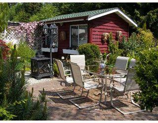 "Photo 9: 49 4496 HIGHWAY 1O1 BB in Sechelt: Sechelt District Manufactured Home for sale in ""BIG MAPLE MOBILE HOME PARK"" (Sunshine Coast)  : MLS®# V648460"