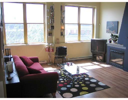 """Main Photo: 312 549 COLUMBIA Street in New_Westminster: Downtown NW Condo for sale in """"C2C LOFTS"""" (New Westminster)  : MLS®# V660543"""