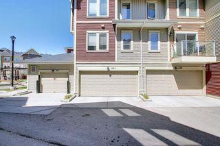 Photo 39: 203 Auburn Meadows Walk SE in Calgary: Auburn Bay Row/Townhouse for sale : MLS®# A1103923