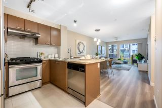 Photo 3: 315 9399 TOMICKI Avenue in Richmond: West Cambie Condo for sale : MLS®# R2625487