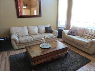 Photo 3: 272 Le Maire Street in WINNIPEG: Fort Garry / Whyte Ridge / St Norbert Residential for sale (South Winnipeg)  : MLS®# 1423797