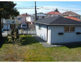 Photo 2: 6775 FLEMING Street in Vancouver: Knight House for sale (Vancouver East)  : MLS®# V702063