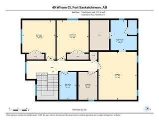 Photo 34: 49 WILSON Close: Fort Saskatchewan House for sale : MLS®# E4232578