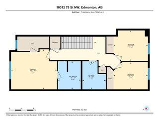 Photo 33: 10312 78 Street NW in Edmonton: Zone 19 House Half Duplex for sale : MLS®# E4262566