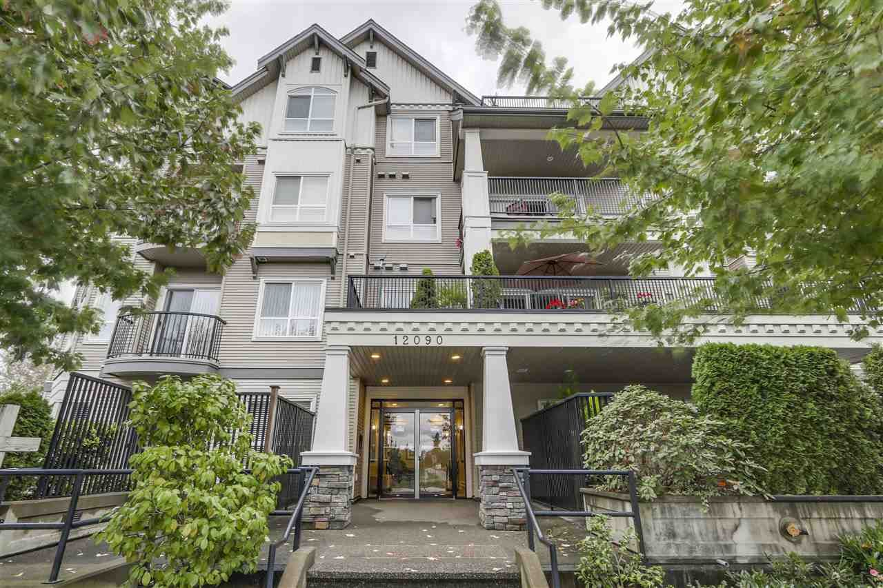Main Photo: 401 12090 227 STREET in : East Central Condo for sale : MLS®# R2116921