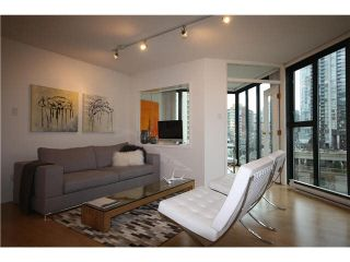Photo 2: 604 1155 HOMER Street in Vancouver: Yaletown Condo for sale (Vancouver West)  : MLS®# V1099370