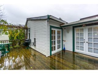 """Photo 19: 36 201 CAYER Street in Coquitlam: Maillardville Manufactured Home for sale in """"WILDWOOD MANUFACTURED HOME PARK"""" : MLS®# R2127016"""