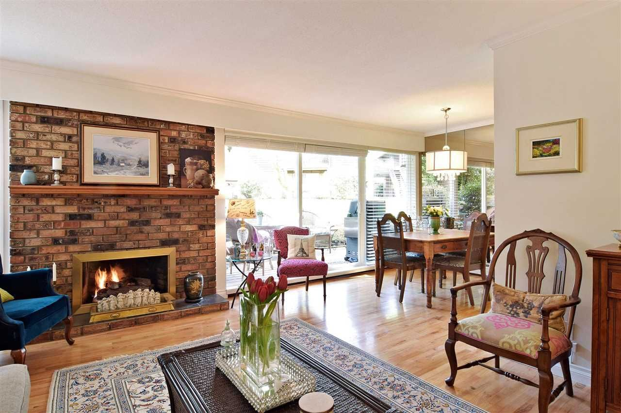 """Main Photo: 203 555 W 28TH Street in North Vancouver: Upper Lonsdale Condo for sale in """"Cedarbrooke Village"""" : MLS®# R2579079"""