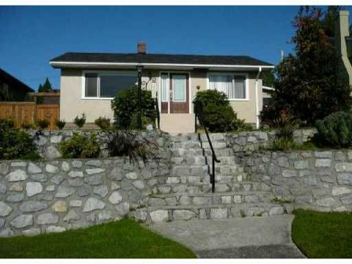 Main Photo: 123 E 7TH Avenue in New Westminster: The Heights NW House for sale : MLS®# V826885