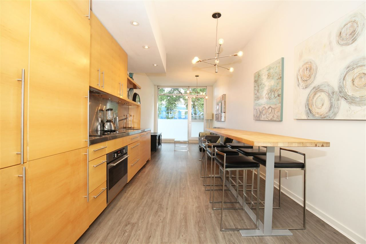 """Main Photo: 207 36 WATER Street in Vancouver: Downtown VW Condo for sale in """"TERMINUS"""" (Vancouver West)  : MLS®# R2575228"""