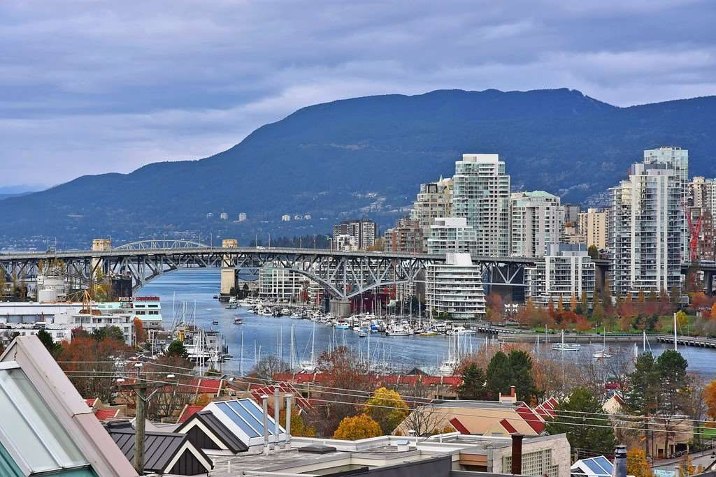 """Main Photo: 310 910 W 8TH Avenue in Vancouver: Fairview VW Condo for sale in """"FAIRVIEW"""" (Vancouver West)  : MLS®# R2120251"""