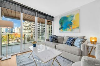 """Photo 4: 509 1768 COOK Street in Vancouver: False Creek Condo for sale in """"Avenue One"""" (Vancouver West)  : MLS®# R2625524"""