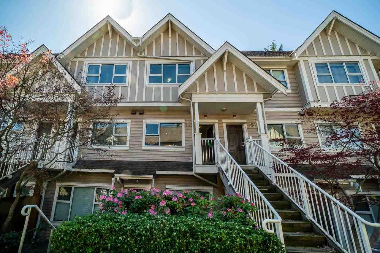 Main Photo: 22 730 FARROW Street in Coquitlam: Coquitlam West Townhouse for sale : MLS®# R2577621