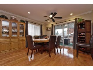 Photo 7: 2377 BEVAN Crescent in Abbotsford: Abbotsford West House for sale : MLS®# F1438355