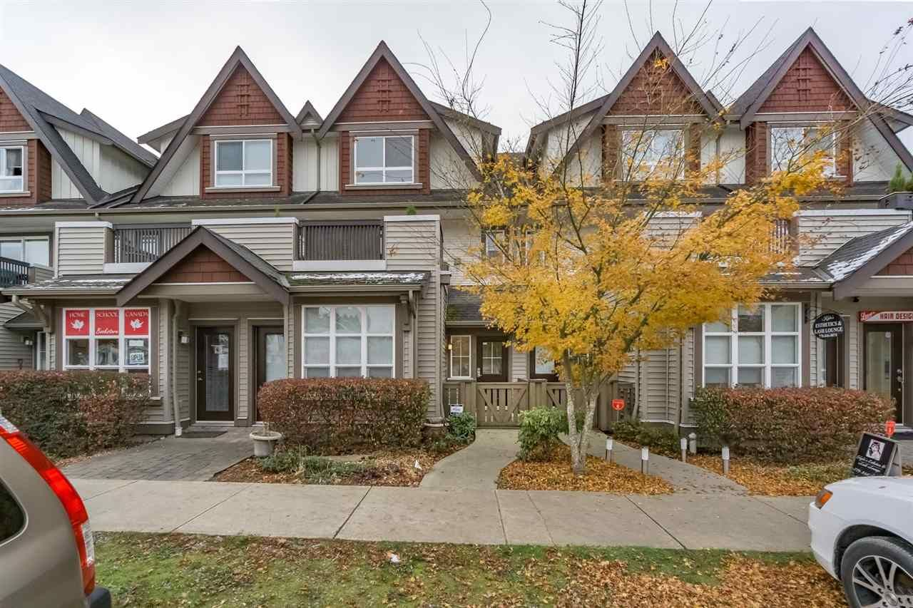 """Main Photo: 52 7155 189 Street in Surrey: Clayton Townhouse for sale in """"BACARA"""" (Cloverdale)  : MLS®# R2219977"""