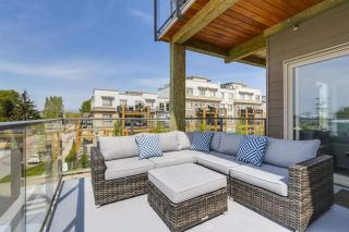 """Photo 3: 201 6160 LONDON Road in Richmond: Steveston South Condo for sale in """"THE PIER AT LONDON LANDING"""" : MLS®# R2590843"""