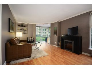 """Photo 4: B201 1331 HOMER Street in Vancouver: Yaletown Condo for sale in """"PACIFIC POINT"""" (Vancouver West)  : MLS®# V1031443"""