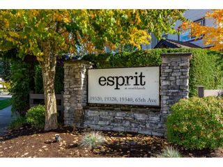 "Photo 1: 104 19340 65 Avenue in Surrey: Clayton Condo for sale in ""ESPRIT at Southlands"" (Cloverdale)  : MLS®# R2411874"