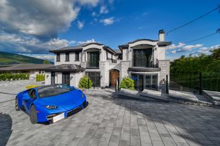 Photo 1: 940 GROVELAND Road in West Vancouver: British Properties House for sale : MLS®# R2587690