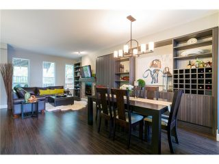 """Photo 4: 11 3431 GALLOWAY Avenue in Coquitlam: Burke Mountain Townhouse for sale in """"NORTHBROOK"""" : MLS®# V1069633"""