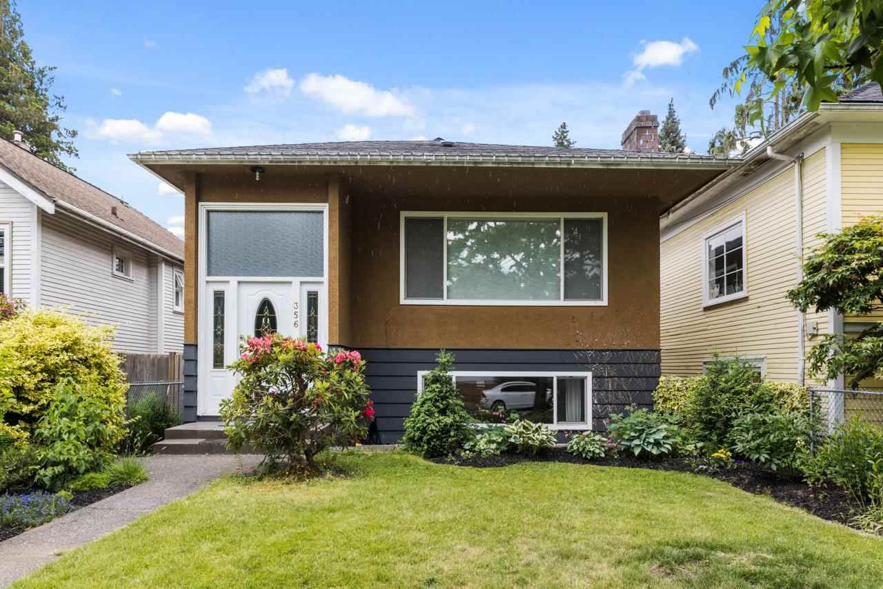 Main Photo: 356 E 40TH AVENUE in Vancouver: Main House for sale (Vancouver East)  : MLS®# R2589860