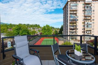"""Photo 19: 401 1340 DUCHESS Avenue in West Vancouver: Ambleside Condo for sale in """"Duchess Lane"""" : MLS®# R2594864"""