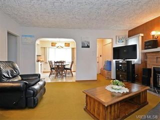 Photo 4: 3478 Lovat Ave in VICTORIA: SE Quadra House for sale (Saanich East)  : MLS®# 752642