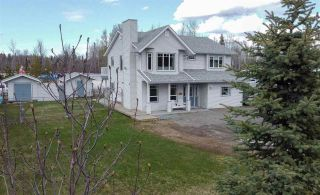 Photo 1: 7500 GISCOME Road in Prince George: North Blackburn House for sale (PG City South East (Zone 75))  : MLS®# R2575263