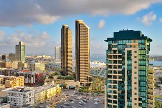 Photo 10: DOWNTOWN Condo for rent : 3 bedrooms : 645 Front St #2204 in San Diego