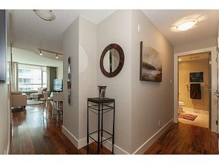 """Photo 7: 504 1478 W HASTINGS Street in Vancouver: Coal Harbour Condo for sale in """"DOCKSIDE"""" (Vancouver West)  : MLS®# V1135997"""